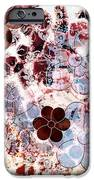 Floral Essence IPhone Case by Frank Tschakert