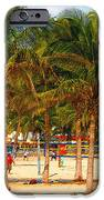 Florida Style Volleyball IPhone Case by David Lee Thompson
