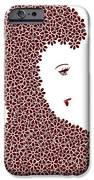 Flower Fashion IPhone Case by Frank Tschakert