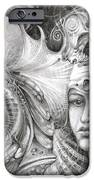 Fomorii King And Queen IPhone Case by Otto Rapp