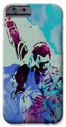 Freddie Mercury IPhone Case by Naxart Studio