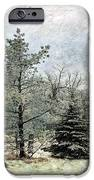 Frosty IPhone Case by Lois Bryan