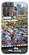 Gasparilla And Harbor Island Florida IPhone Case by David Lee Thompson