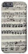 George Frederick Handel IPhone Case by Granger