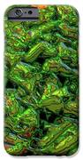 Green Bean Montage IPhone Case by Ron Bissett