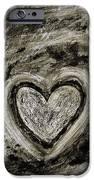 Grunge Heart IPhone Case by Frank Tschakert