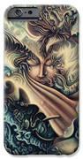 Hansa Swann IPhone Case by Nad Wolinska