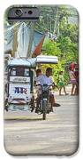 Happy Philippine Street Scene IPhone Case by James BO  Insogna