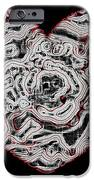 Heartline 1 IPhone Case by Will Borden