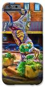 Horse Of Another Color IPhone Case by Jon Burch Photography