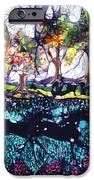 Horses Running Below Hills IPhone Case by Carol  Law Conklin
