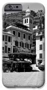Italian Riviera IPhone Case by Corinne Rhode