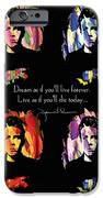 James Dean IPhone Case by Mo T