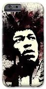 Jimi IPhone Case by Laurence Adamson