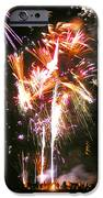 Joe's Fireworks Party 2 IPhone Case by Charles Harden