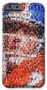 John Elway Mosaic IPhone Case by Paul Van Scott