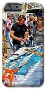 Judaica Artist Mario Pomerantz At Nachalat Benyamin Artist Market IPhone 6s Case by Zalman Latzkovich