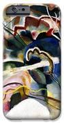 Kandinsky: White, 1913 IPhone Case by Granger