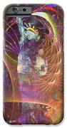 Lady Liberty IPhone Case by John Robert Beck