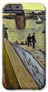 Le Pont De Trinquetaille In Arles IPhone 6s Case by Vincent Van Gogh