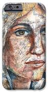 Listperson One IPhone Case by Patricia Allingham Carlson