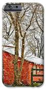 Loafing Shed IPhone Case by Marilyn Hunt