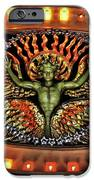 Looking Up From The Applause IPhone Case by Joan  Minchak