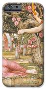 Love And The Maiden IPhone Case by JRS Stanhope