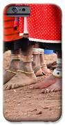 Maasai Feet IPhone Case by Adam Romanowicz