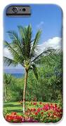 Makena Beach Golf Course IPhone Case by Peter French - Printscapes