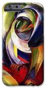 Mandrill IPhone Case by Franz Marc