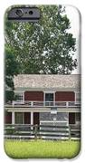 Mclean House Appomattox Court House Virginia IPhone Case by Teresa Mucha