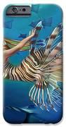 Mermalien Odyssey IPhone Case by Patrick Anthony Pierson