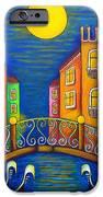 Moonlit Venice IPhone Case by Lisa  Lorenz