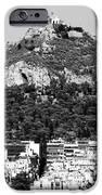 Mount Lykavittos IPhone Case by John Rizzuto