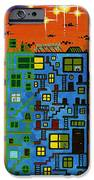 Move'n On Up IPhone Case by Dan Keough