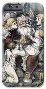 Nast: Christmas, 1879 IPhone Case by Granger
