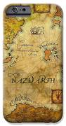 Nazdarth IPhone Case by Brett Pfister