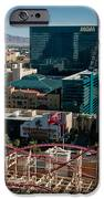 New York New York Rollercoaster IPhone Case by Andy Smy
