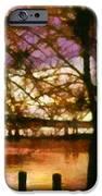 Newburgh Beacon Bridge Purple Skies IPhone Case by Janine Riley