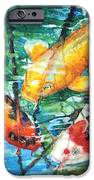 November Koi IPhone Case by Patricia Allingham Carlson