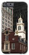 Old State House IPhone Case by John Rizzuto