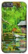 On The Bayou IPhone Case by Dianne Parks