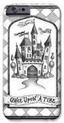 Once Upon A Time IPhone Case by Adam Zebediah Joseph