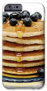 Pancakes IPhone Case by Glennis Siverson