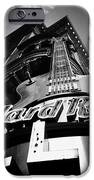 Philadelphia Hard Rock Cafe  IPhone Case by Bill Cannon