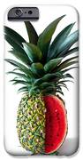 Pinemelon 2 IPhone Case by Carlos Caetano