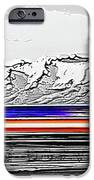 Plane At Airport 1 IPhone Case by Steve Ohlsen
