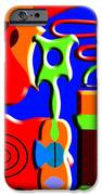 Playing Music IPhone Case by Patrick J Murphy
