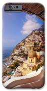 Positano View IPhone Case by Neil Buchan-Grant
